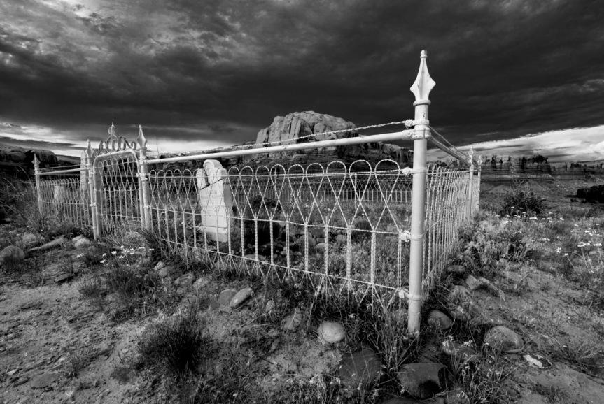 A Graveyard in Leeds, Utah(Poem)