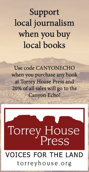 Torrey House Press Canyon Echo