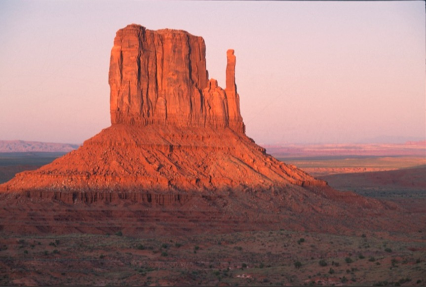 Excerpt: A Traveler's Guide to Monument Valley (1993)