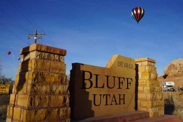 Update from the Bluff Town Council Mayor: 03/23/20