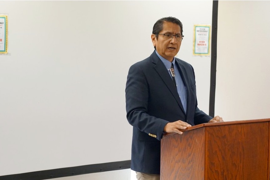 Lockdown order issued on Navajo Nation as coronavirus cases rise | Salt Lake Tribune