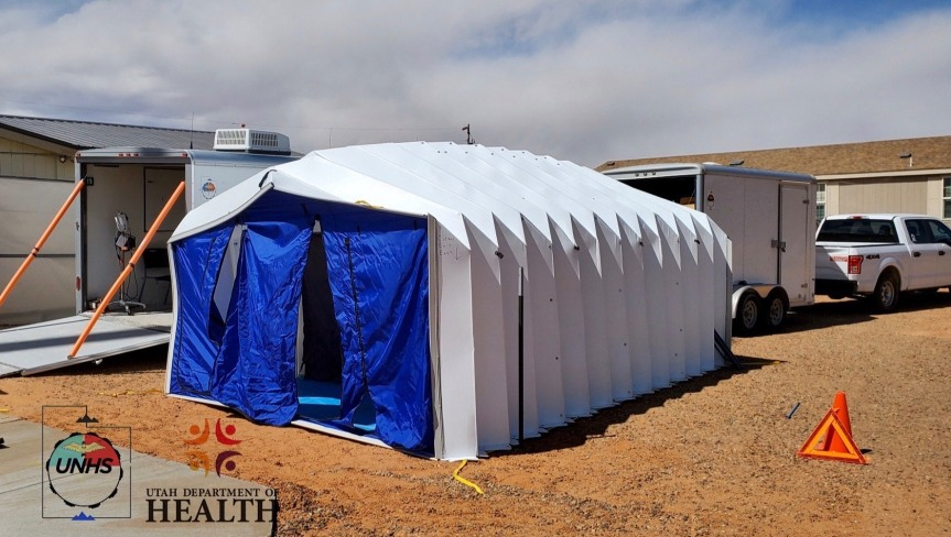 Free coronavirus testing available this week in Navajo Mountain and MonumentValley