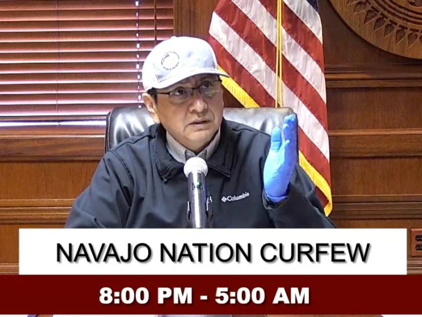 Coronavirus cases in San Juan County rise to 6, curfew implemented on Navajo Nation